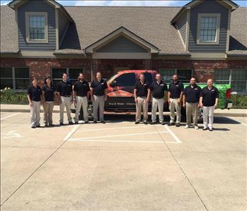 SERVPRO of Southwest Dayton Crew